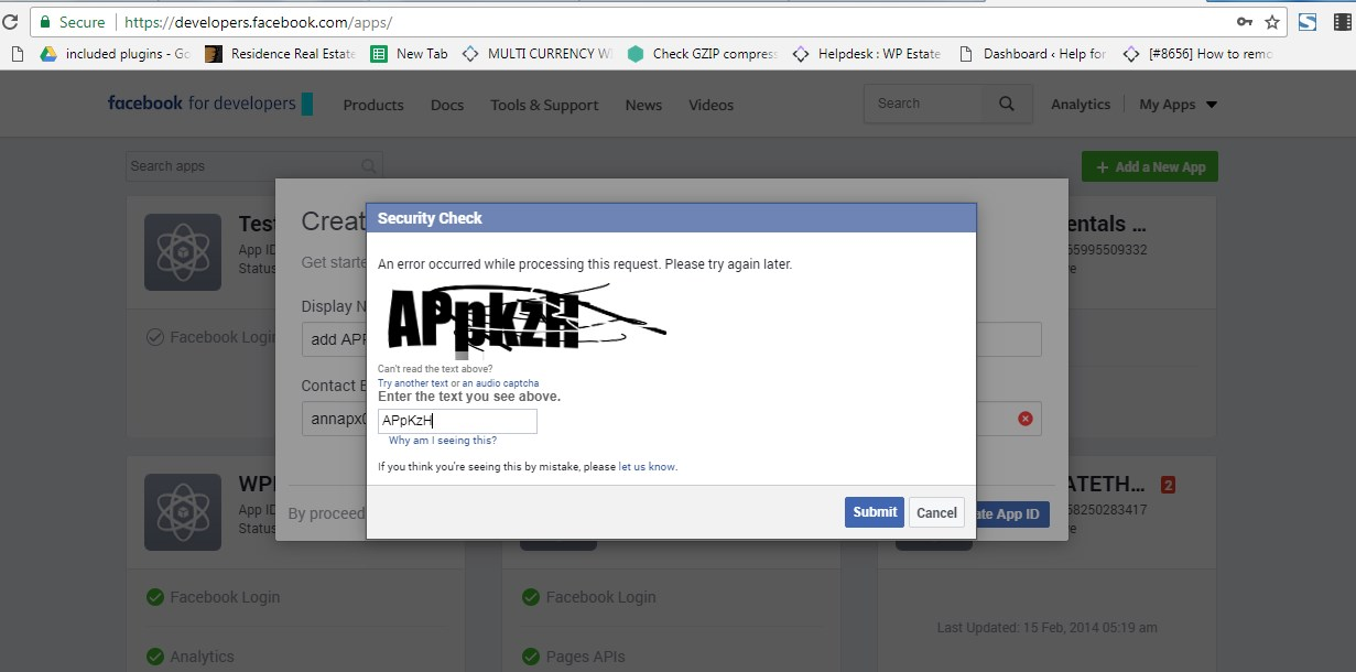 how to get my facebook api id