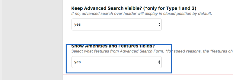 search-features