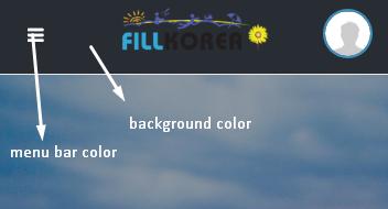 back color