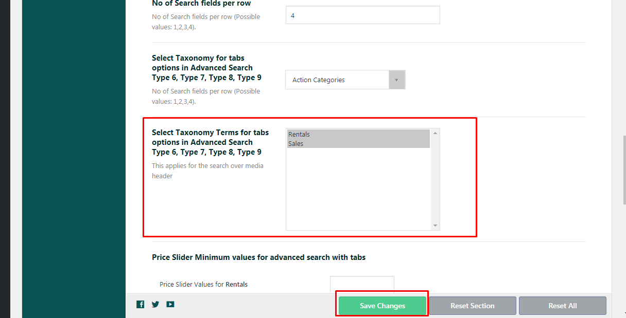 Custom Order for Taxonomies / Categories - WP Residence Help WP