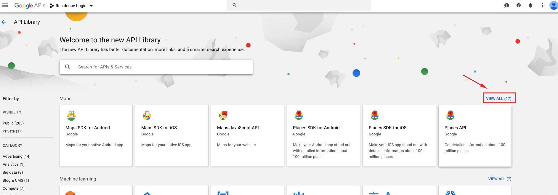 Mandatory: Add Google API Key - WP Residence Help WP Residence Help