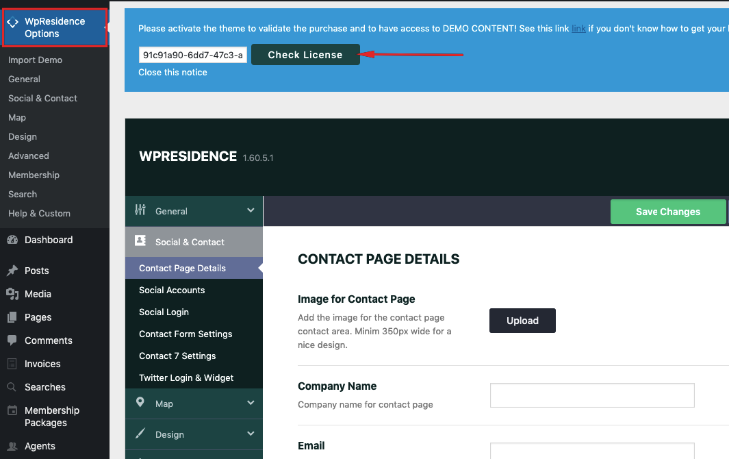 wpbakery visual composer license key free